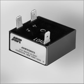 Delay on Make Miniature Solid State Timer DC Voltage