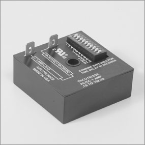 Delay on Make Solid State Timer AC/DC Wide Voltage Dipswitch